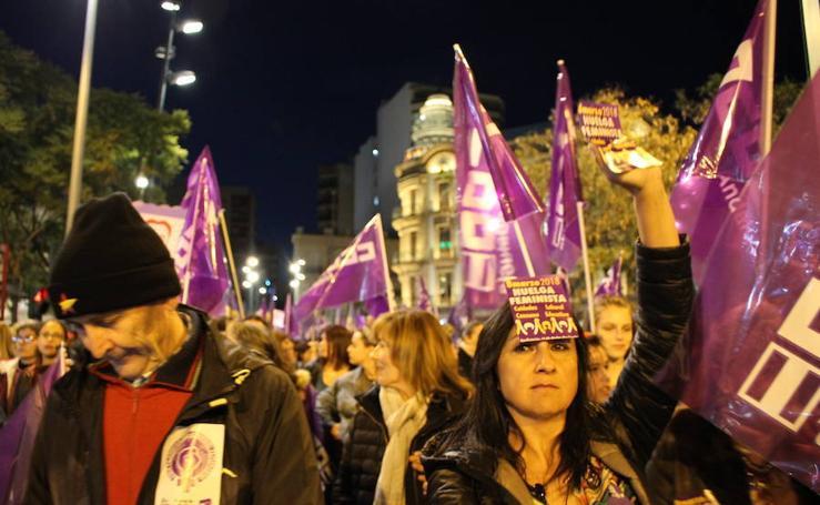 Encuéntrate en la manifestación del 8M en Almería