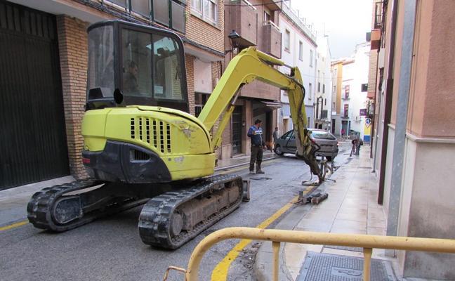 Tres calles de San Ildefonso, cortadas al tráfico