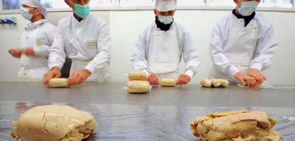Alerta alimentaria en media España: hay listeria en un lote de mousse de foie