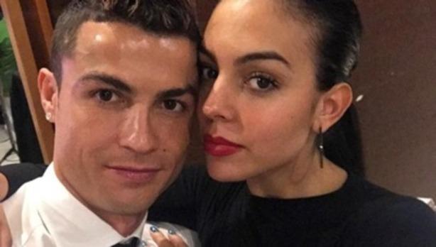 La foto que revela que la hija de Cristiano es un clon de Georgina