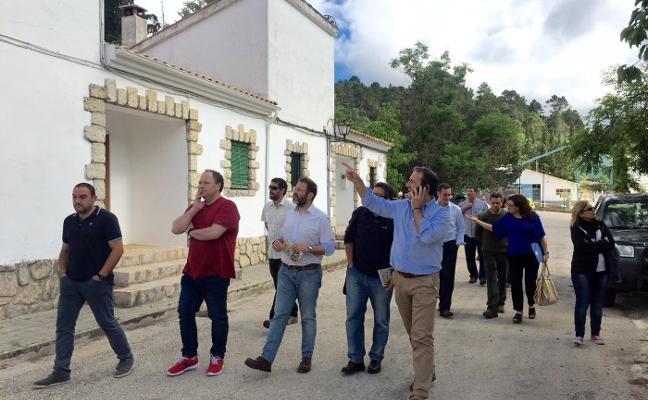 Comienza la reurbanización de Vadillo Castril, en Cazorla