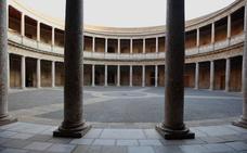 La Alhambra se suma al 'PiDay' con un paseo matemático por el Palacio de Carlos V