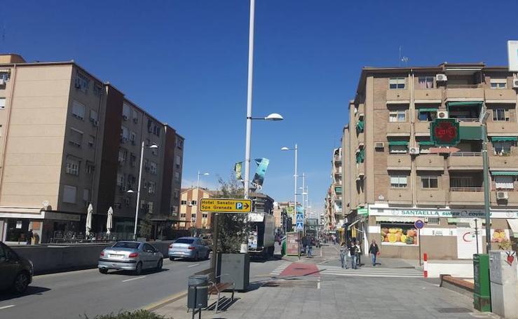 'Mini-primavera' en Granada antes de la llegada de la borrasca 'Félix'