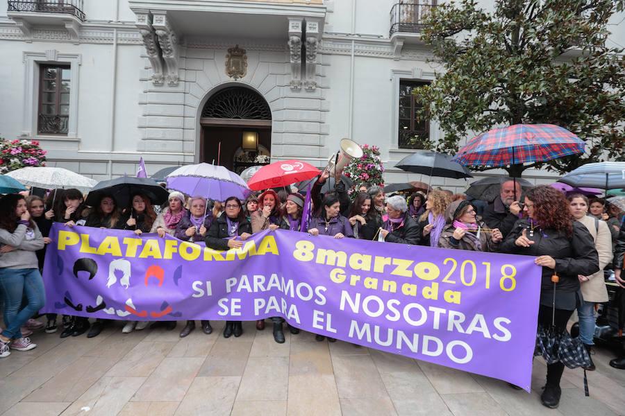 Las imágenes de un día histórico en la provincia de Granada