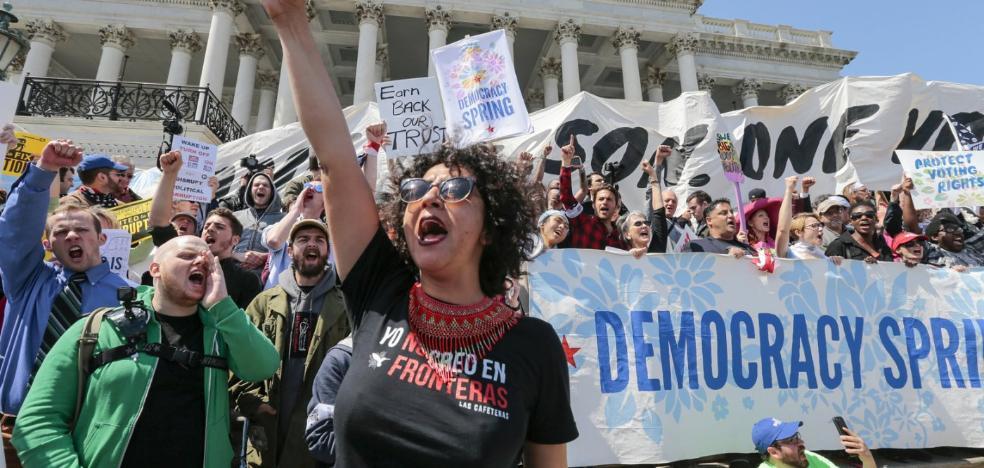 """""""¡Liberen a Alejandra!"""": la hispana que ha revolucionado EE.UU."""