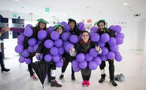 El Ayuntamiento de Granada muestra la diversidad de los barrios en la Gymkhana urbana para los jóvenes
