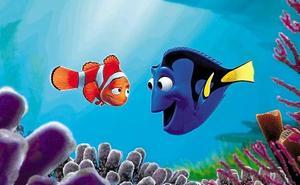 Un actor de doblaje pone a Nemo a buscar al 'pececillo' Gabriel