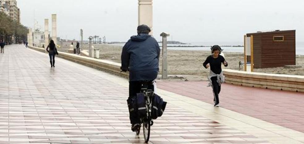 Llueve un 25% menos de lo normal en Almería