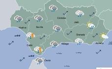 Granada, con el cielo encapotado: alerta amarilla por vientos y lluvias