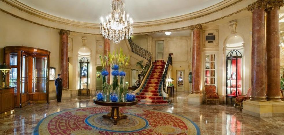 Los 10.000 lujosos objetos que el Ritz de París va a subastar