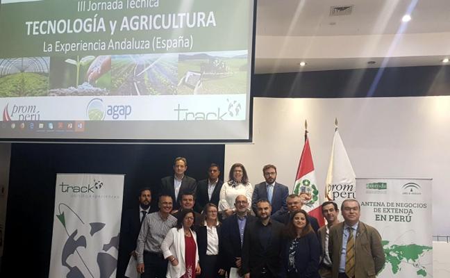 Diez empresas de la industria auxiliar agrícola buscan hacer negocio en Perú y Ecuador