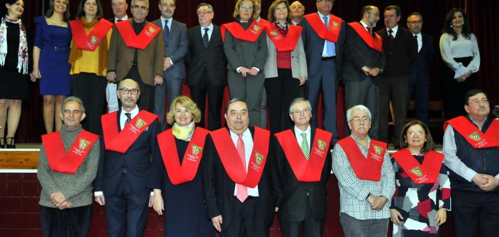 «Entrañable» 50 Aniversario del edificio del IES Huarte de San Juan