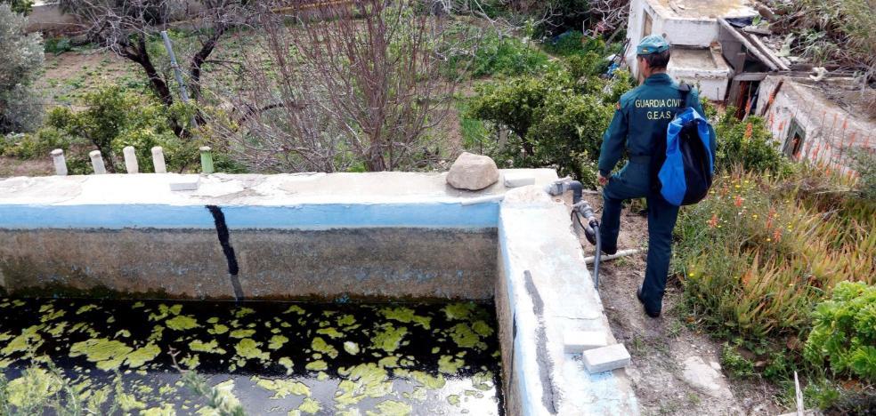 El paso de los días no desanima al operativo: 400 personas buscan hasta Campohermoso