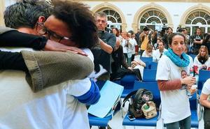 """El Colegio de Abogados se ofrece a la familia de Gabriel """"desinteresadamente"""" para ejercer la acusación"""