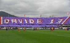 La Fiorentina gana su emotivo primer partido sin Astori