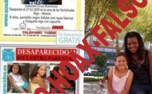 Alertan del bulo sobre la pareja del padre de Gabriel: no secuestró a otra niña