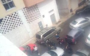 """""""No he sido yo, he cogido el coche esta mañana"""": el vídeo de la detención de la pareja del padre de Gabriel"""