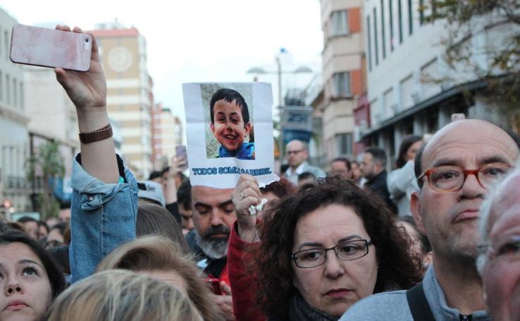 Silencio en Almería por Gabriel