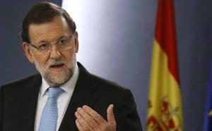 """Rajoy comparte el """"dolor"""" por el hallazgo del cuerpo del niño Gabriel Cruz"""