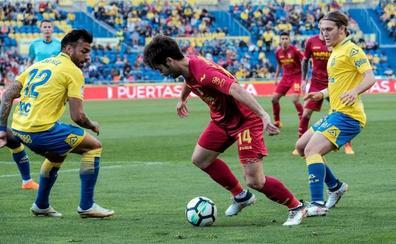 El Villarreal castiga a una Unión Deportiva caótica