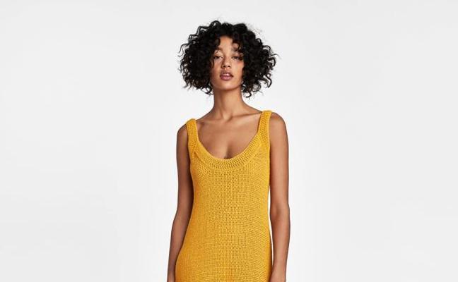 El vestido de Zara que se va a agotar y se salta las predicciones del 2018