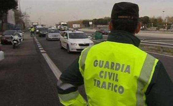 Guardia Civil, cámaras y helicóptero: los fuertes controles de la DGT esta semana para vigilar el cinturón