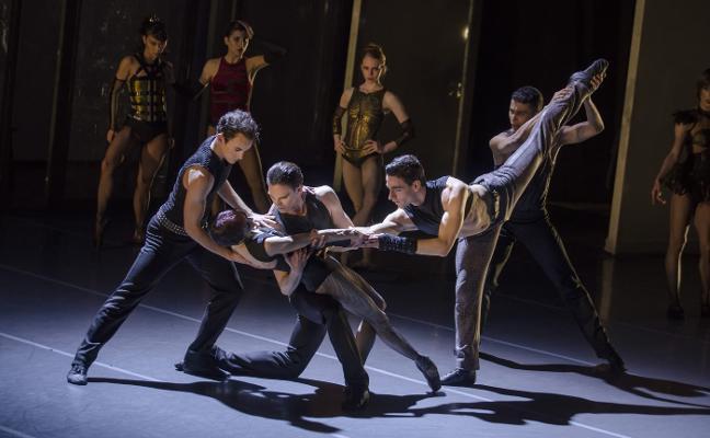 La modernidad estética del ballet de Víctor Ullate en 'Carmen', en el Auditorio