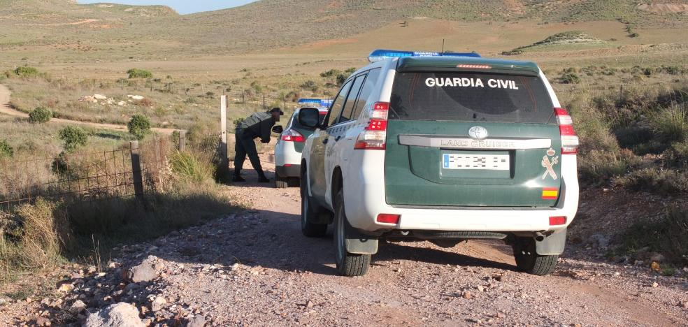 La Guardia Civil custodia el pozo donde se ocultó el cuerpo de Gabriel