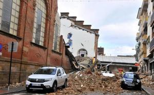 Analizan si derruir el mercado de Linares tras los efectos del temporal
