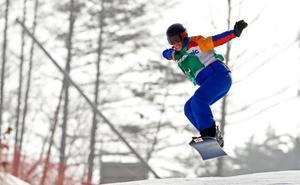Astrid Fina, primera medalla para España en los Paralímpicos