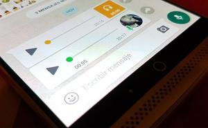 Las dos mejoras que llegan a los audios de Whatsapp te van a encantar: mucho más fácil