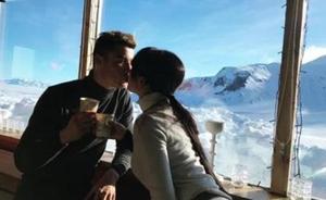 Las imágenes de la romántica escapada de Cristiano Ronaldo y Georgina