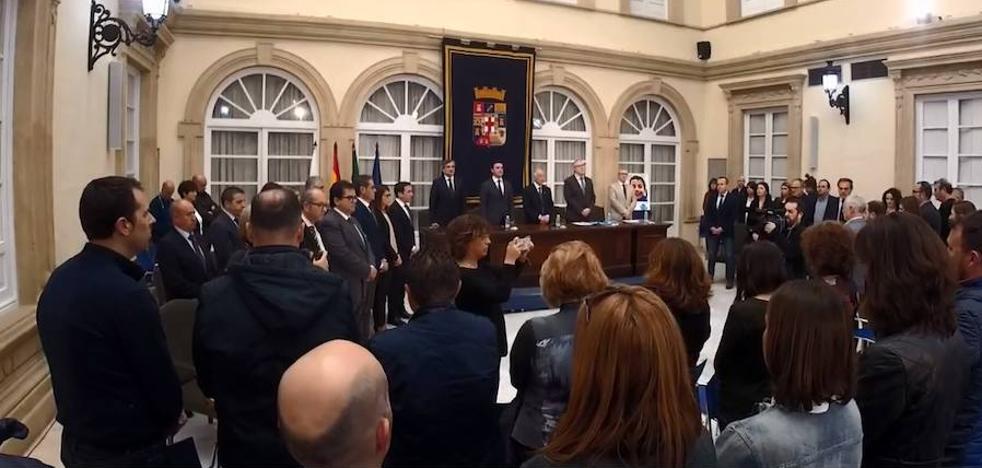 La Diputación guarda silencio por el crimen del hijo de Patricia