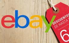 'Superweekend' en Ebay: Móviles y televisores con hasta un 60% de descuento
