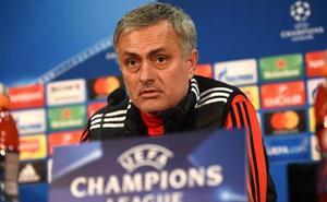 Mourinho: «Queremos demostrar que somos mejores de lo que se vio en la ida»