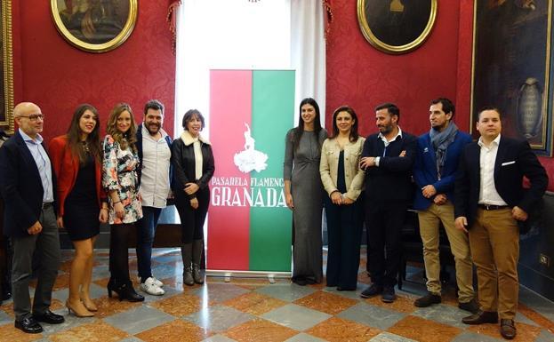 El Ayuntamiento de Granada impulsa una pasarela para reivindicar la moda flamenca de Granada