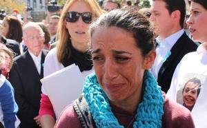 """La madre de Gabriel, tras la detención: """"Que nadie hable de esa persona, que no es persona"""""""