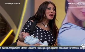 Pilar Rubio sorprende participando en 'El Hormiguero' a punto de dar a luz