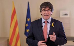 La Fiscalía pedirá la detención internacional de Puigdemont cuando sea procesado