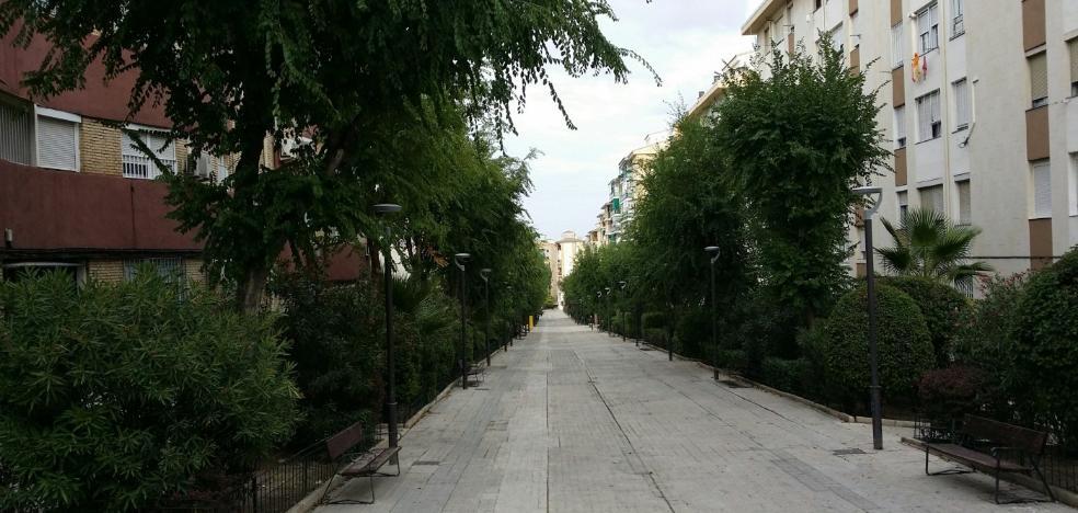 Fondos para 'regenerar' el paseo principal del Polígono del Valle