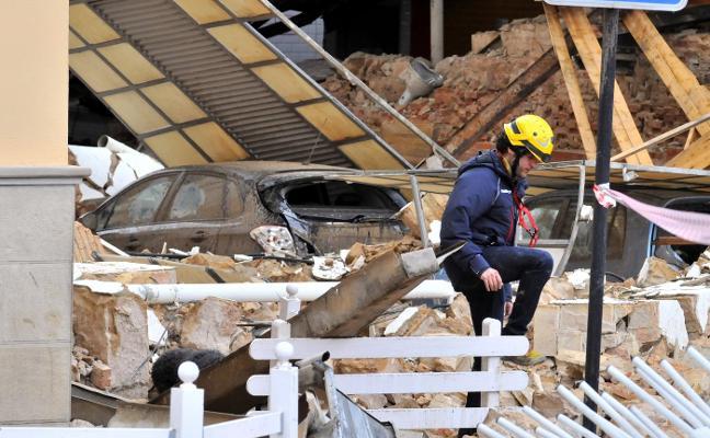 Linarenses lamentan la pérdida de uno de los edificios más emblemáticos