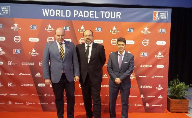 El World Padel Tour echa a andar con Jaén como sede por vez primera, en mayo