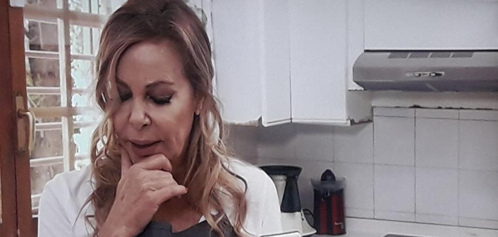 Ana Obregón sorprende en 'Ven a cenar' por sus descuidados muebles