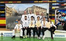 El Club Deportivo Kosho Ryu Kenpo de Vélez de Benaudalla vuelve a brillar en el Campeonato de España de Kenpo