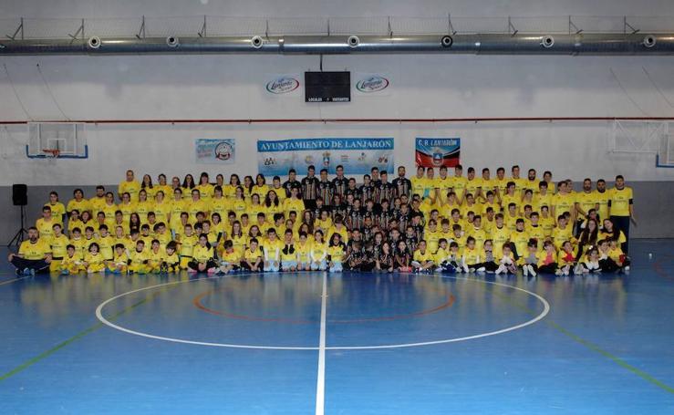 Celebra a lo grande la presentación de las Escuelas Deportivas