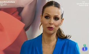El enorme 'zasca' de Eva González en 'Maestros de la costura' que agita las redes sociales