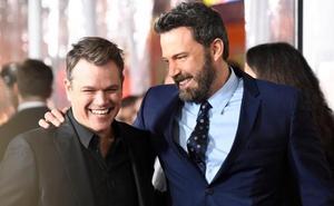 La 'cláusula feminista' que Matt Damon y Ben Affleck exigen para sus próximas películas