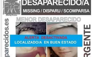 Aparece el menor de 13 años desaparecido en Almería