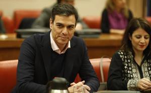 Pedro Sánchez cree que a Ciudadanos «se le cayó la careta» el 8M
