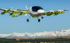 Los taxis voladores comienzan a operar en pruebas: ¿cuándo llegarán a las ciudades?